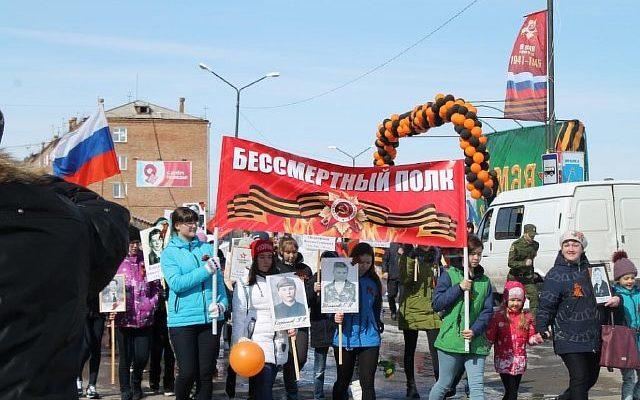 9 мая 2018 г. Участие в мероприятиях. РН-классы.